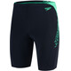 speedo Boom Splice Jammer Men Black/Fake Green